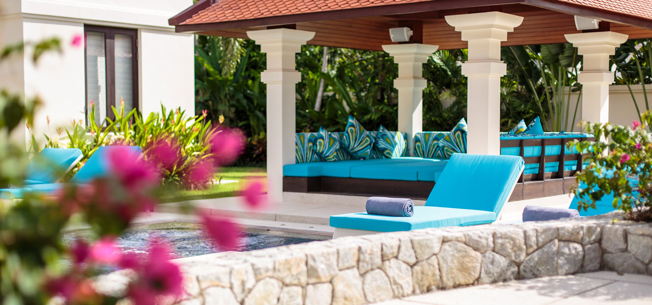 Architecture Photography - Villa 78 Patio